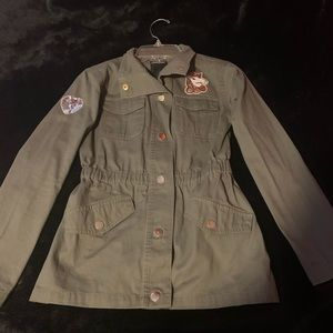 Girls lightweight jacket